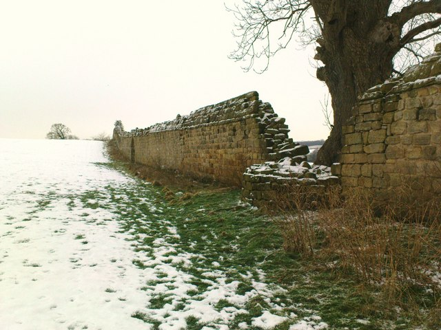 Abbey Wall