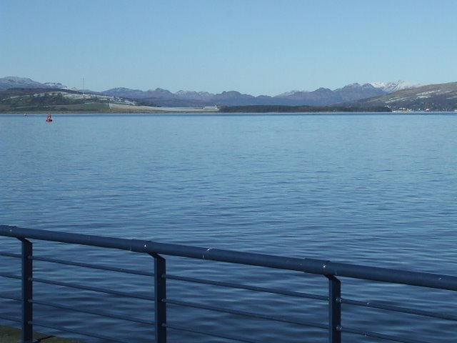 Firth of Clyde and Argyll Hills