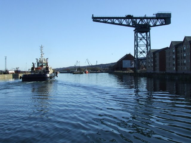 James Watt Dock