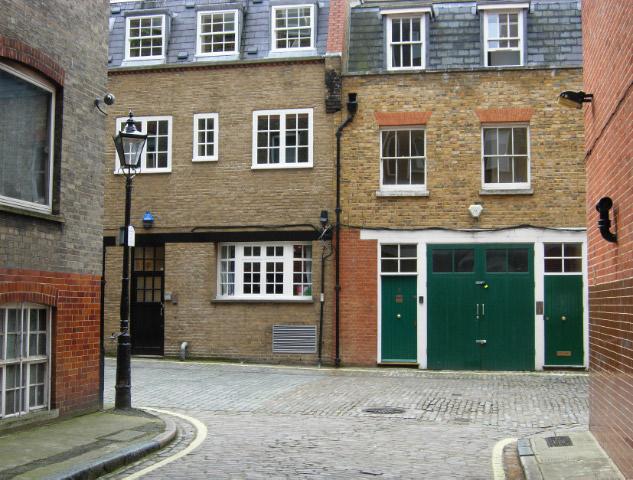 Cavendish Mews North, Marylebone