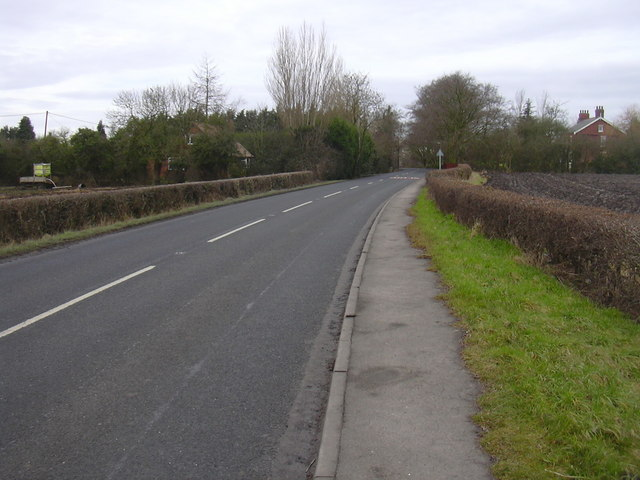 North Road B5248
