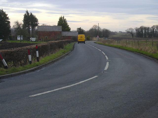 Cocker Bar Road B5248