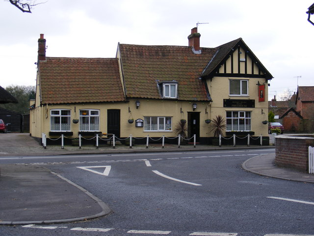 Kings Head Public House, Yoxford