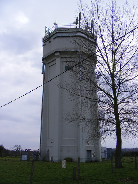 Blythburgh Water Tower