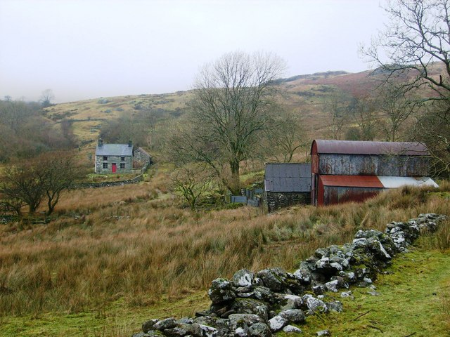 Glan Mynoch farm