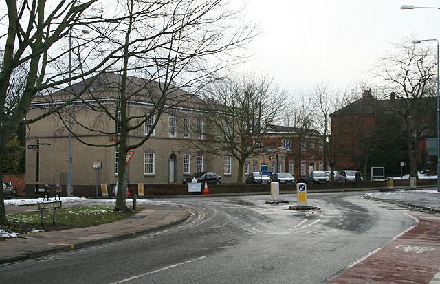 Beeston Police Station