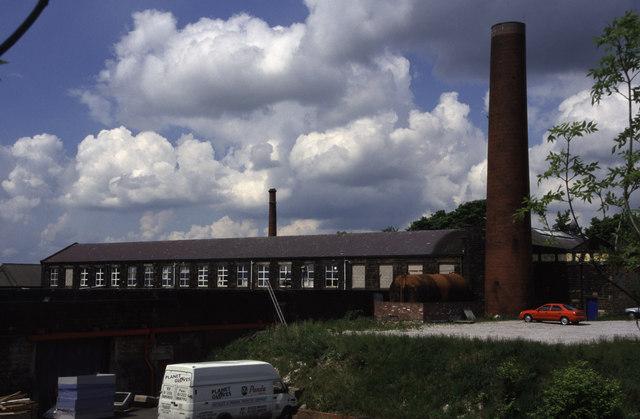 Primrose Mill, Harle Syke
