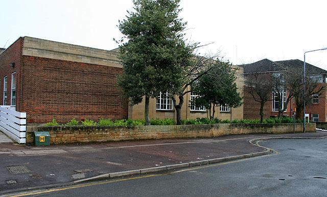 Beeston Library