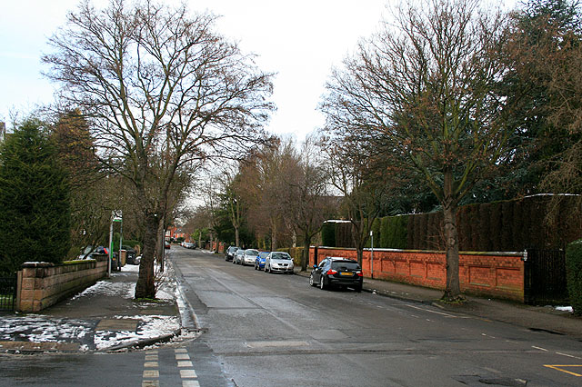 Devonshire Avenue, Beeston