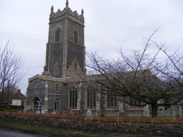 St. Andrews Church, Walberswick