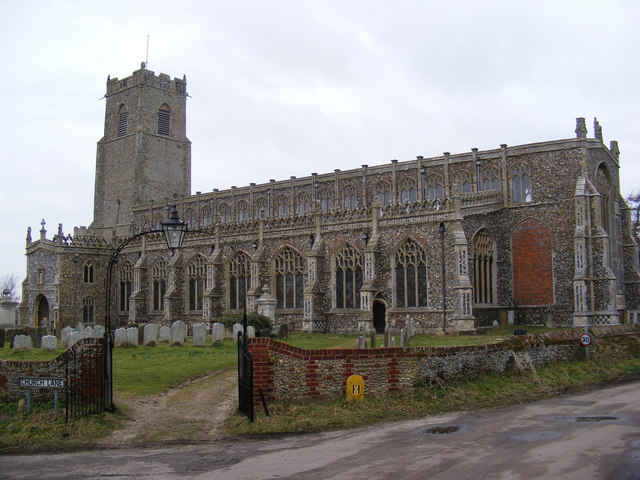 Holy Trinity Church, Blythburgh