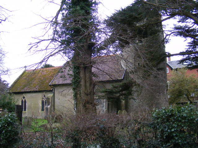 St.Peter's Church, Thorington