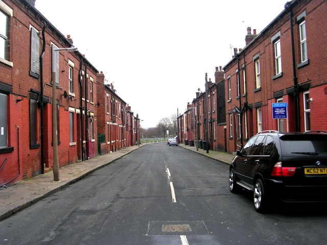 Recreation Grove - Crosby Road