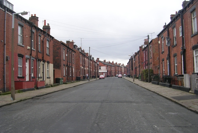 Recreation Street - Top Moor Side