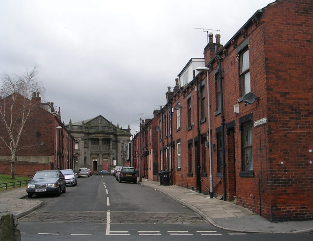 Pleasant Terrace - St Matthew's Street