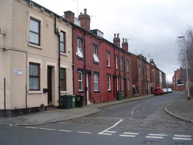 Pleasant Place - St Matthew's Street