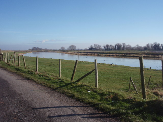River Welland from Welland Bank