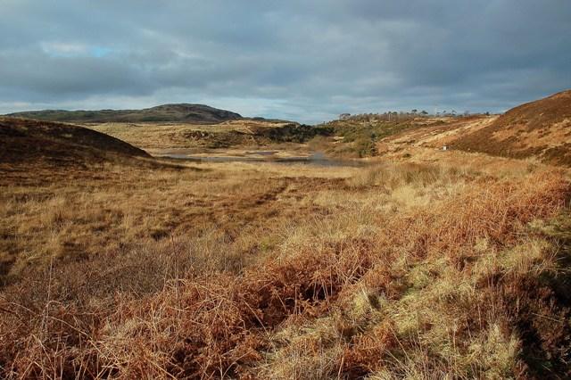 Loch nan Deala