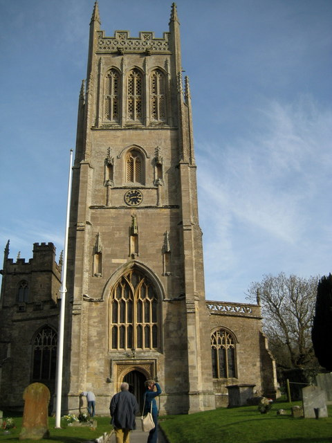 The West Tower - St Mary the Virgin