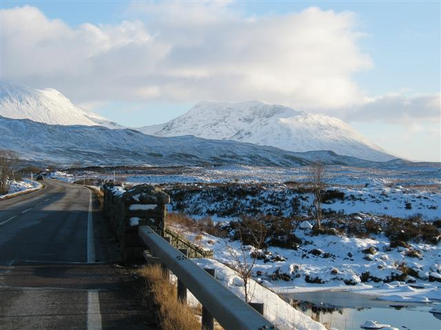 Bridge at Loch Ba