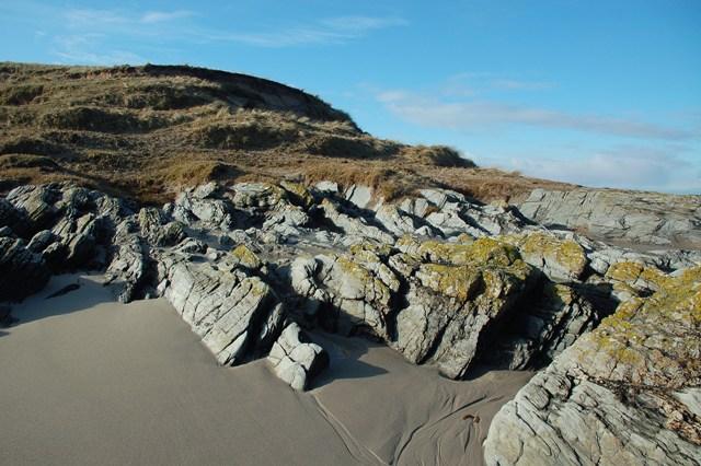 Rocks At Ardnave Point