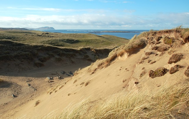 Dunes At Ardnave Point