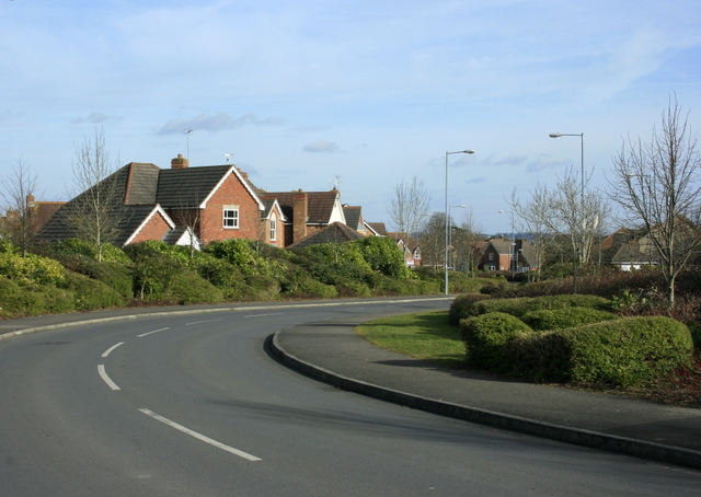 2009 : Sandown Drive, Chippenham