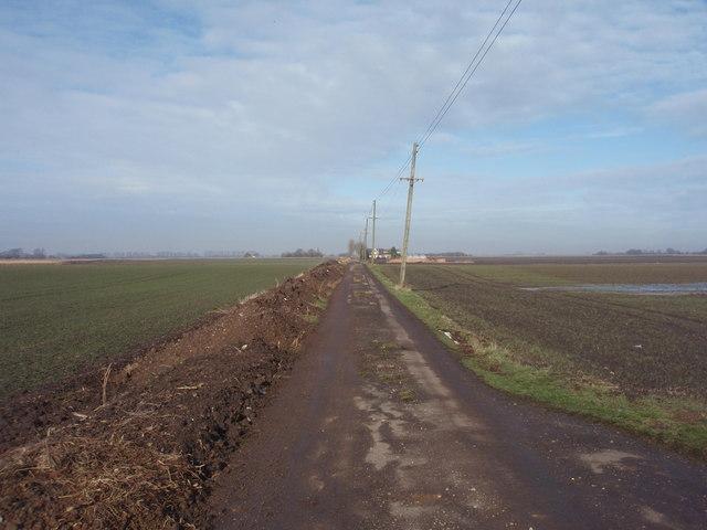 Road to Chapel Farm