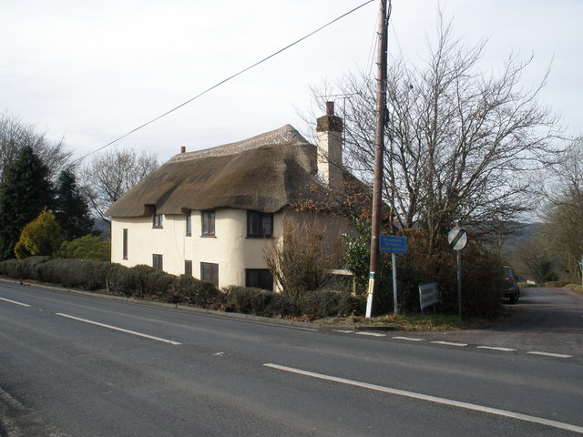 Cottage, on the A303