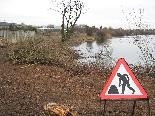 Work Starts on the New Flood Defence
