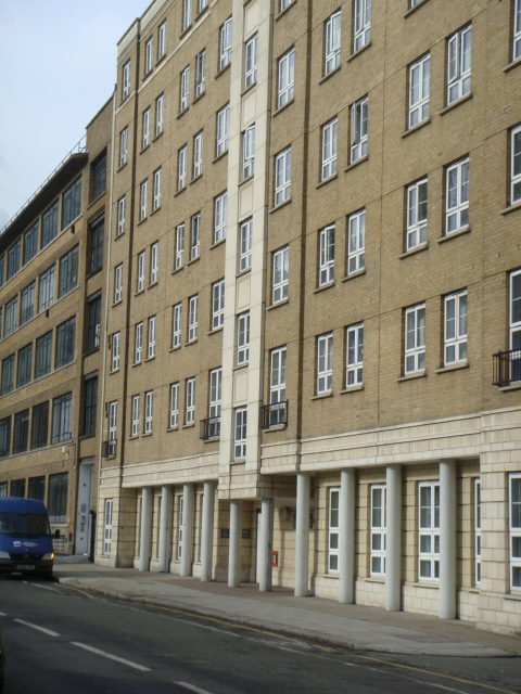 University College London student residence