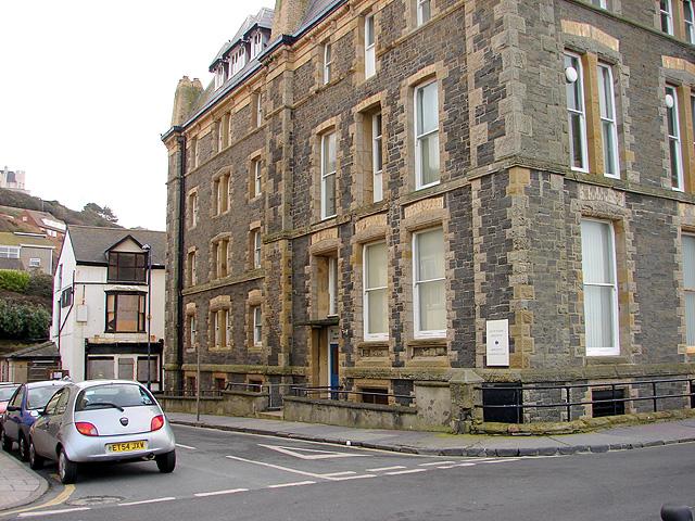 Aberystwyth Magistrates Court