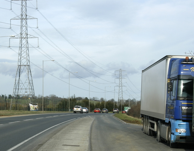 2009 : Layby on the Chippenham bypass