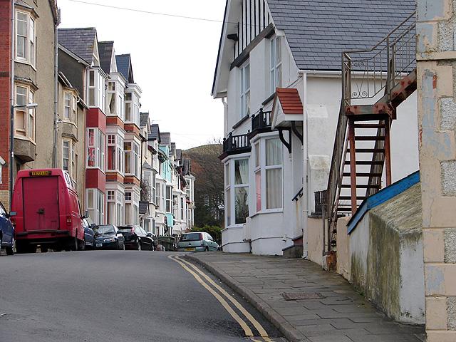 Morfa Mawr, Aberystwyth