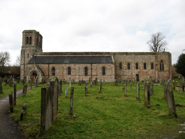 St. Cuthbert's Parish Church, Norham