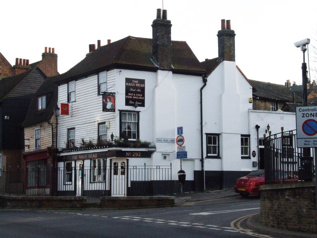 The Nag's Head, Rochester
