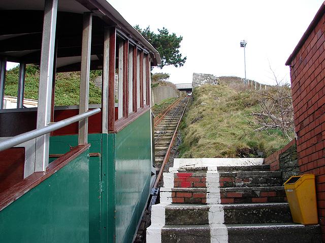 Aberystwyth Cliff Railway - 1