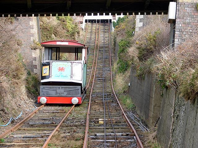 Aberystwyth Cliff Railway - 4