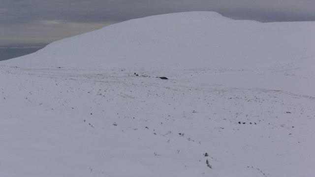 Loch Lunndaidh sluice