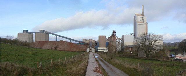 Lafarge Cement, Cauldon Works