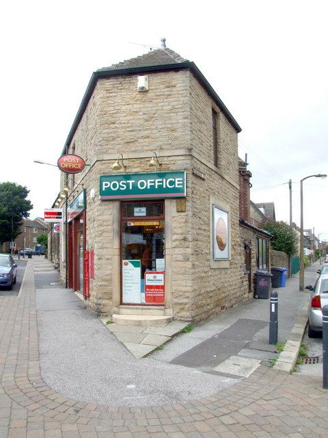 Crookes Post Office, Crookes