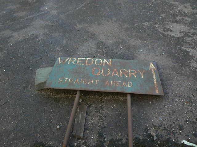 Wredon Quarry