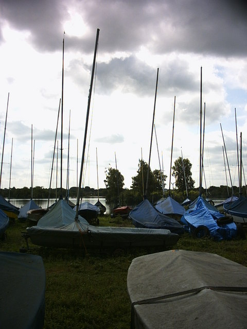 Dorchester Sailing Club, Oxfordshire