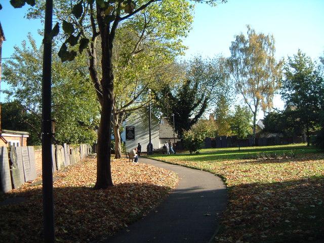 St Editha's Churchyard  (6)