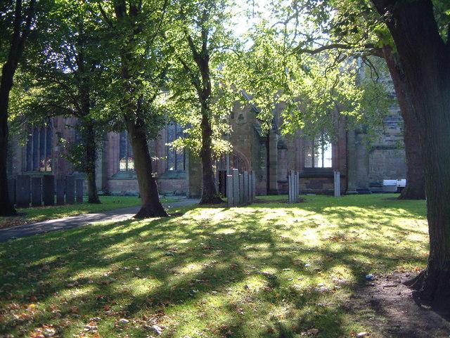 St Editha's Churchyard  (7)