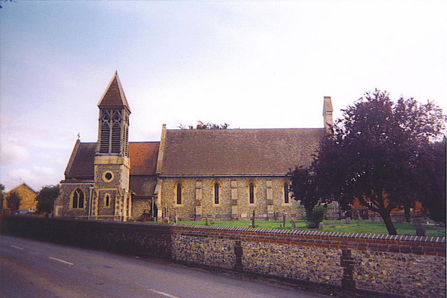 St Margaret's Church, Tylers Green