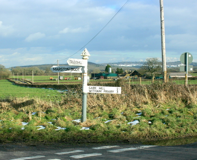 2009 : Signpost at the crossroads