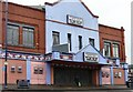 Photo of Tameside Hippodrome and Ken Dodd blue plaque