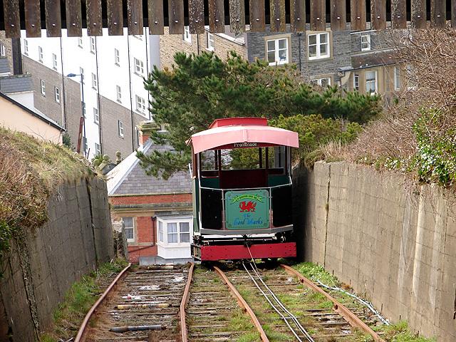 Aberystwyth Cliff Railway - 6