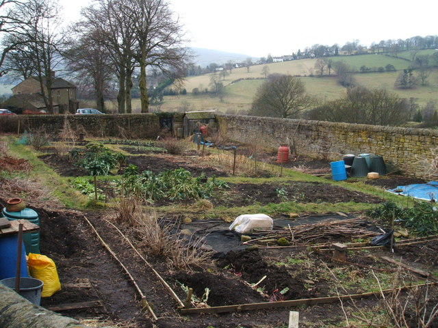 Allotments, Hathersage